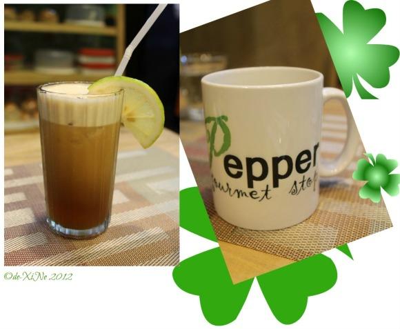 Green Pepper beverages