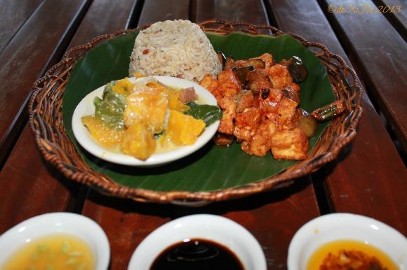 Health 100 budget meal