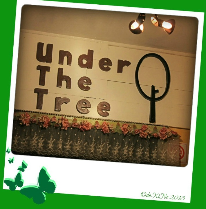 Under the Tree Book Cafe 2013