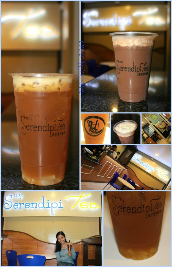 My Serendipitea teas, the scene and me