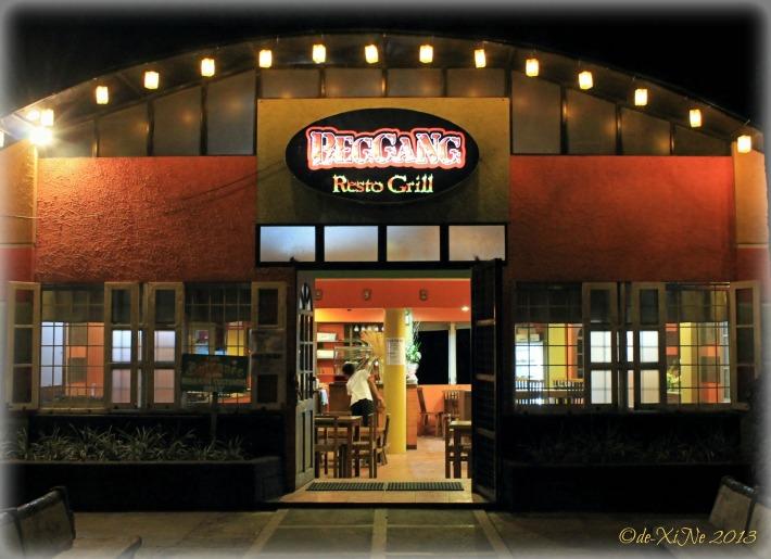 Beggang Resto Grill facade