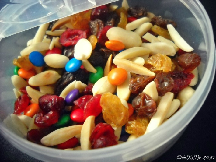 Mother Earth/Corinthians Store trail mix