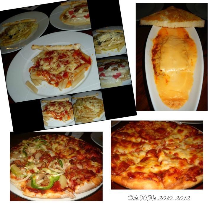 Bambenny (Marcos Highway) pizzas and pastas