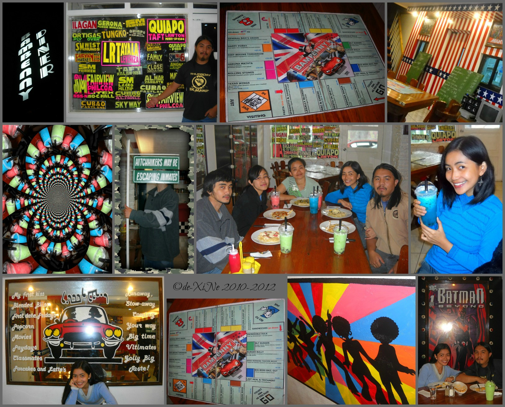 P3, Lovers in Paris, and Bambenny | X Marks the Spot for Good Baguio ...
