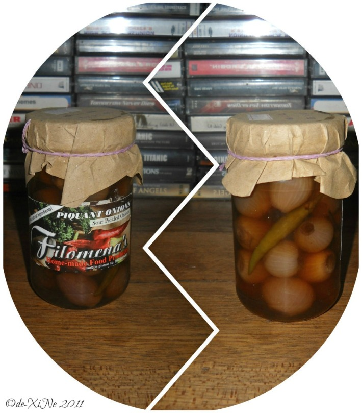 Mother Earth/Corinthians Store pickled onions