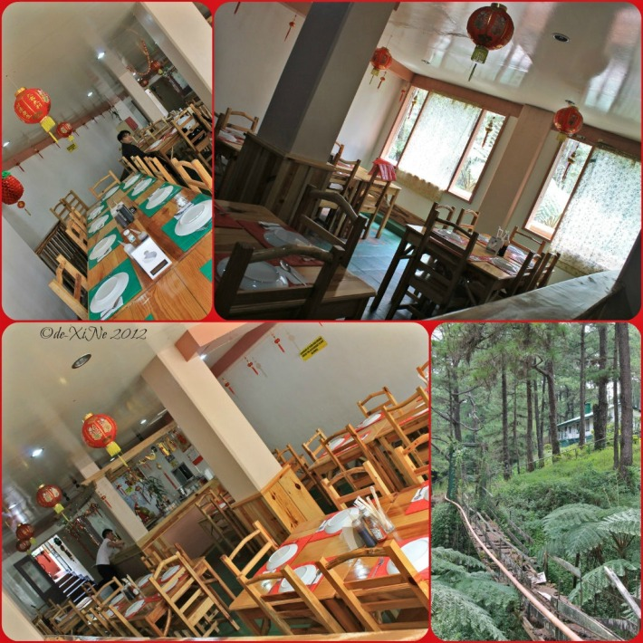 Hai Dan Teahouse and Restaurant scene