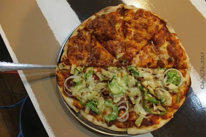 Bambenny (Baden Powell Hotel) pizza