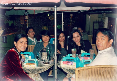Baguio Bloggers at Sweetmates