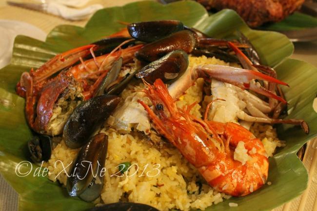 Barrio Fiesta rice