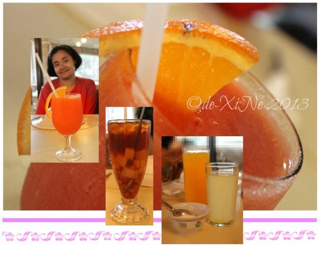 Barrio Fiesta refreshments