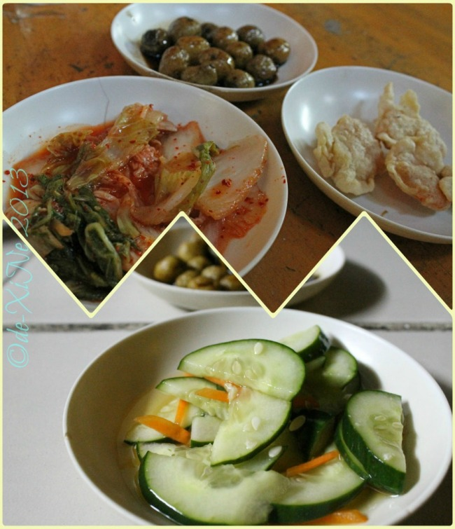 Wency's Restaurant side dishes