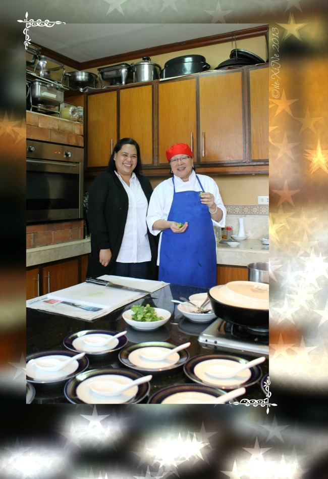 Mama's Table Karla and Chef Vicky