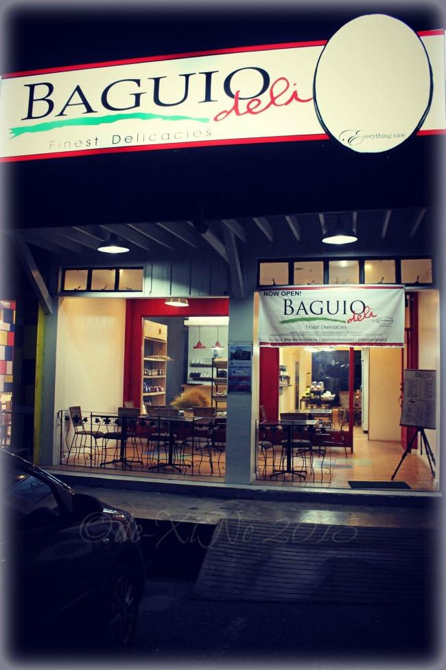 Baguio Deli