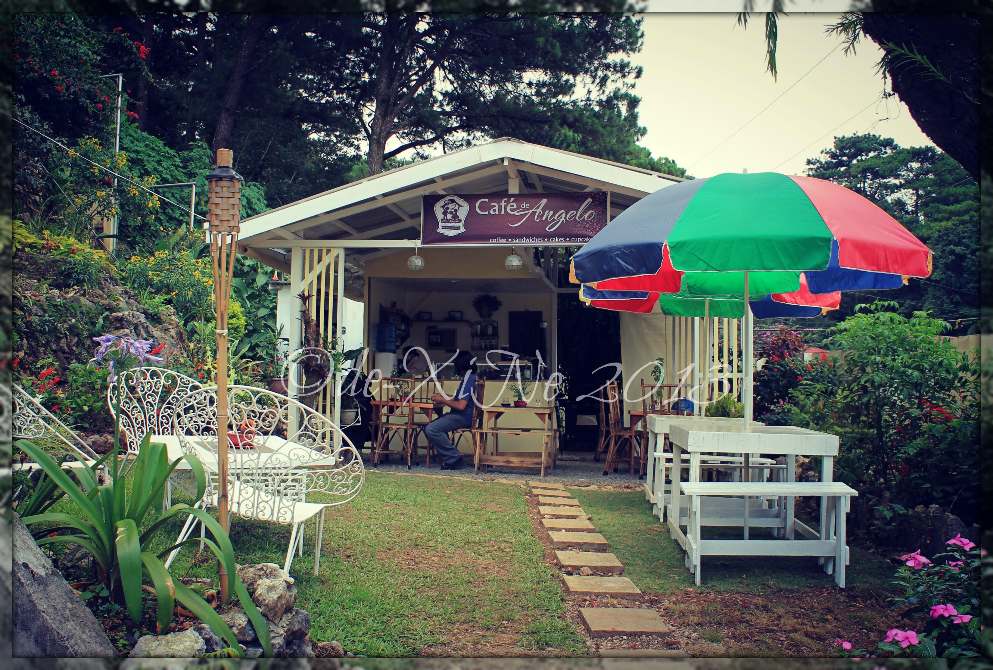 Peace In The Garden Cafe Menu