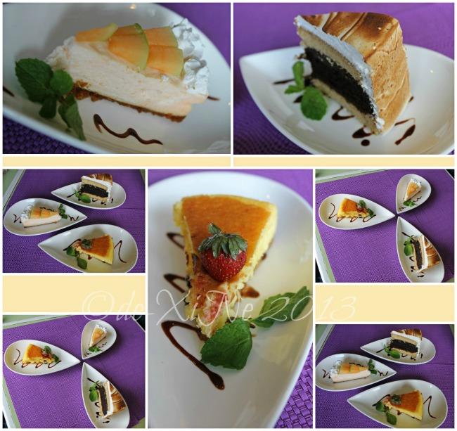 Sage Restaurant desserts