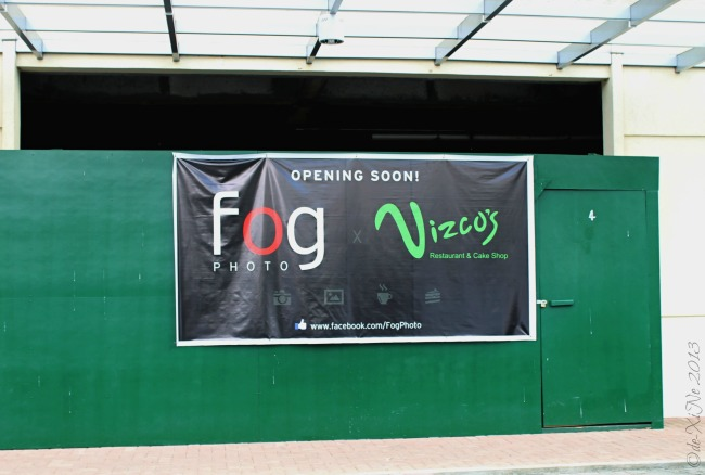 Vizco's Restaurant soon to open in Camp John Hay Technohub