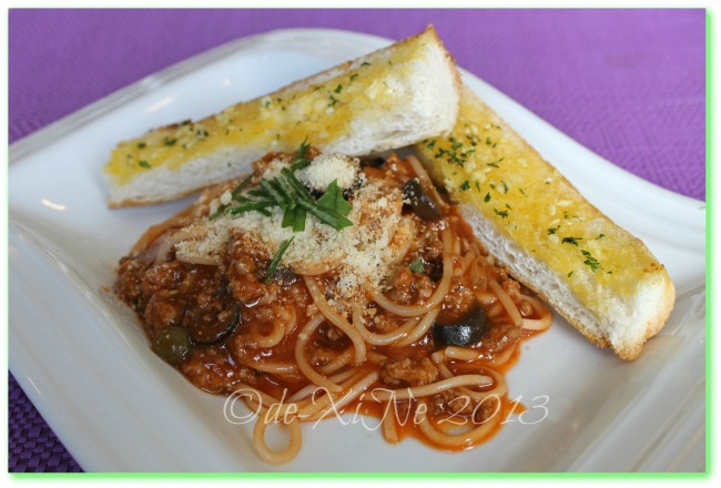 Sage Restaurant puttanesca