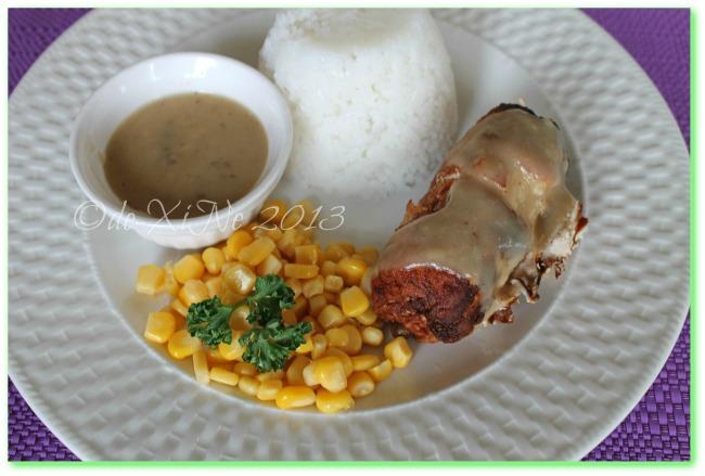 Sage Restaurant chicken ballotine