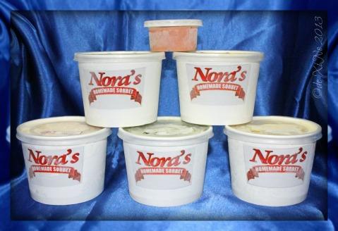 Nora's Homemade Sorbets