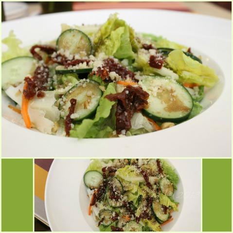 Amare La Cucina Marianne's special salad