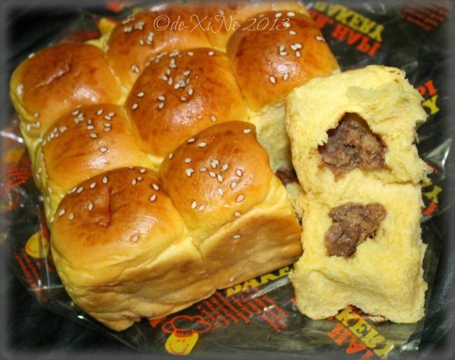 Mr. Hapi tinapao/siopay bread