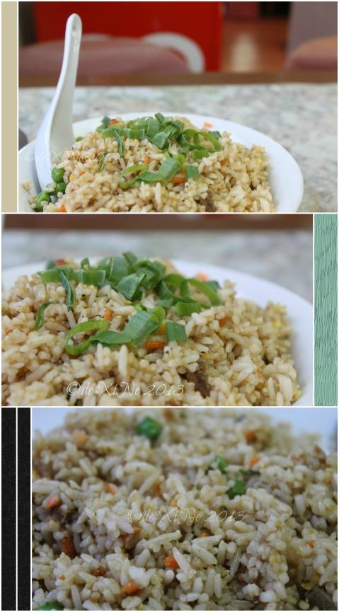 Mandarin Restaurant shanghai rice