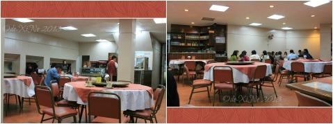 Mandarin Restaurant dining area