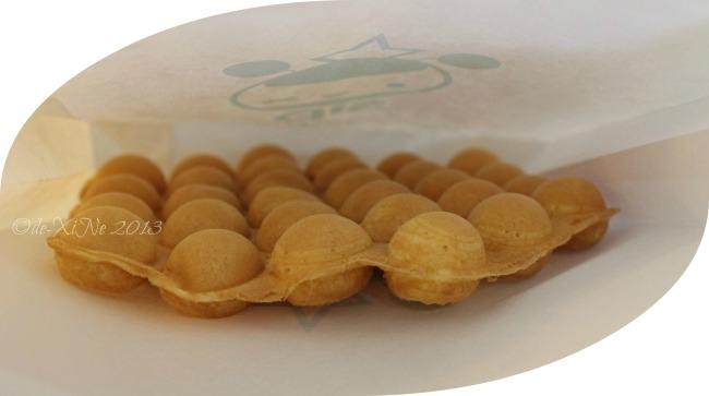 Sip Milk Tea Shop honeycomb waffle