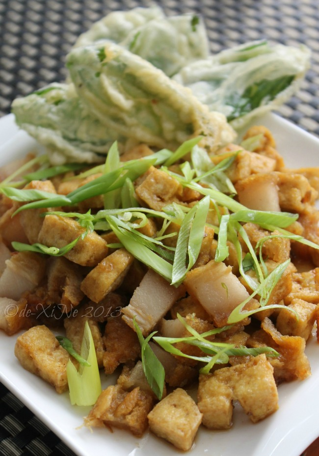 Charley's Bar at C Boutique Hotel pork with tofu/towa't baboy