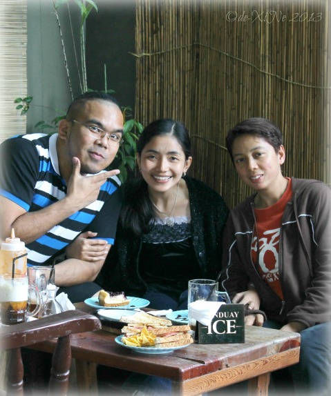 enjoying the time Cakes by Yda Baguio
