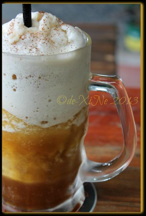 Cakes by Yda Baguio iced tea slush