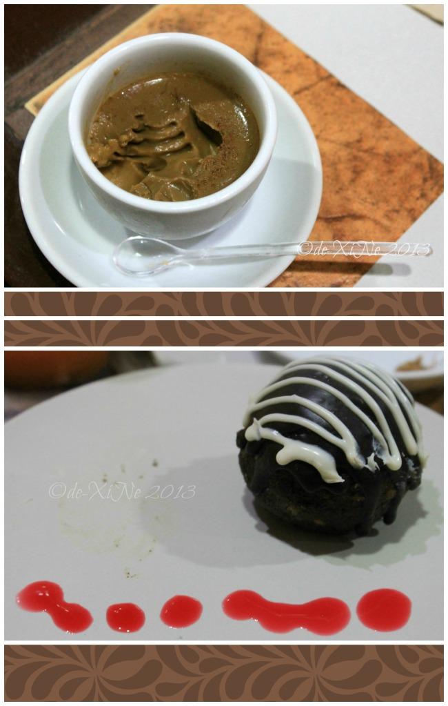 Alfoncito's Place Baguio desserts