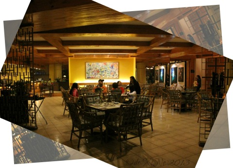 Forest Lodge Baguio in house restaurant Le Twist