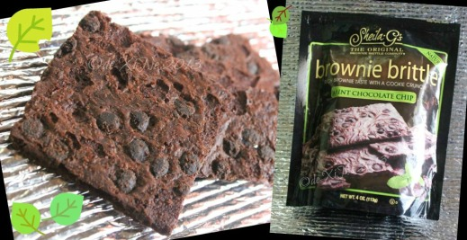 Cuttie Cuppies Shoppe Baguio Sheila G's brownie brittle mint choco chip