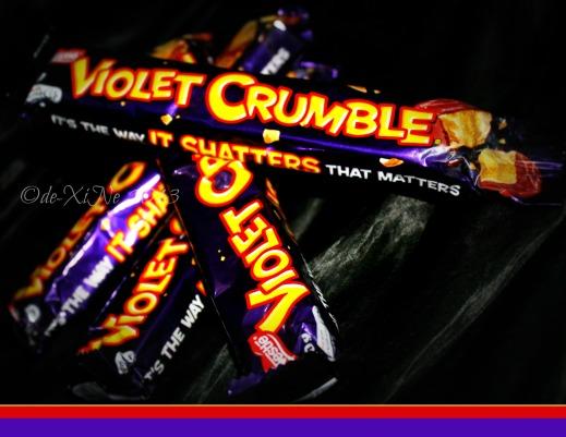 Cuttie Cuppies Shoppe Baguio violet crumble