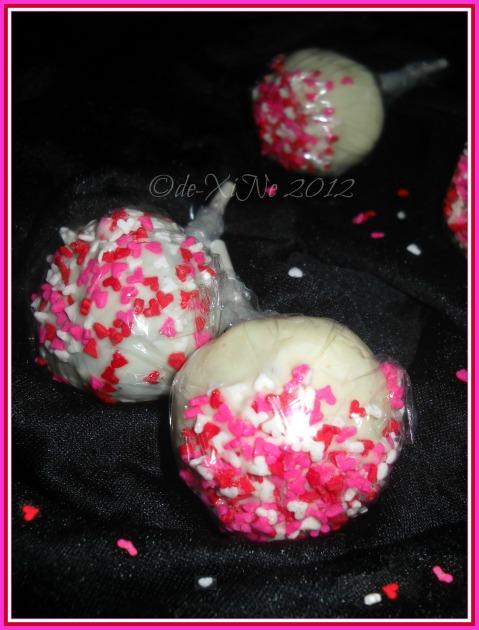 Karla's Kitchen Baguio cake pops