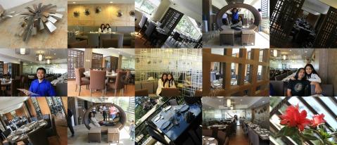 Rasa Pura Baguio dining area