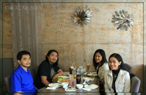 dining at Rasa Pura Baguio