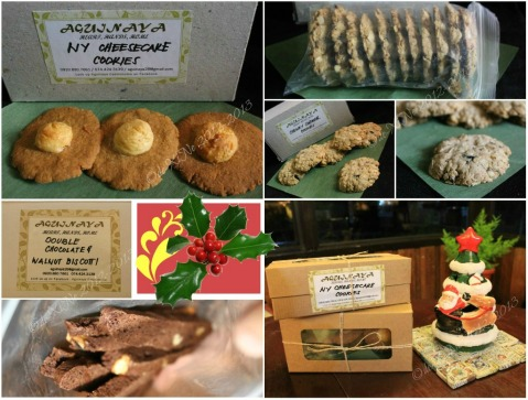 Aguinaya Cookies and Biscotti Baguio
