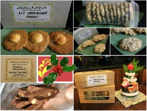 Aguinaya Cookies and Biscotti Baguio