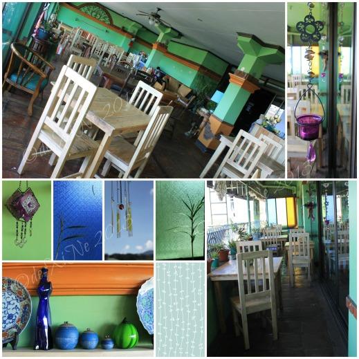 La Comida de Antonio Ristorante Baguio dining area