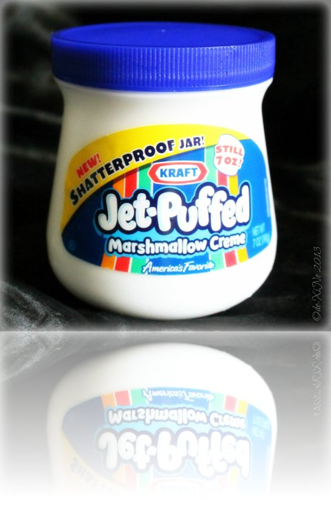Cuttie Cuppies Shoppe Baguio Kraft Jet-Puffed marshmallow creme