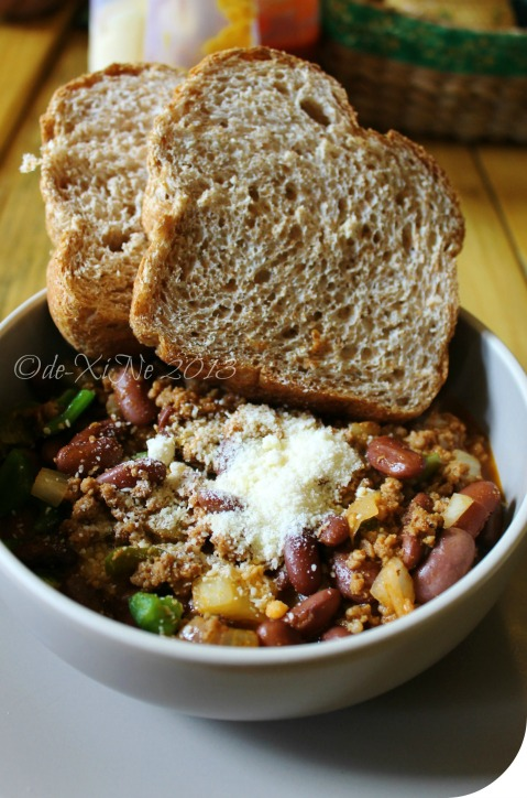Kiwi's Bread and Pastry Shop Baguio chili con carne