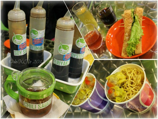 what to eat at Cha Tien Milk Tea Shop Baguio