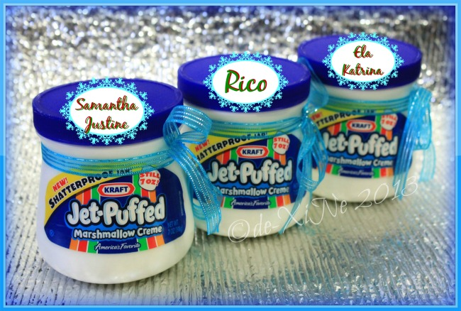Kraft Jet Puffed Mallow Creme from Cuttie Cuppies Shoppe Baguio
