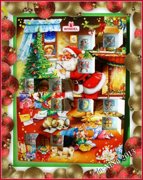 Mother Earth/Corinthians Store Advent Calendar