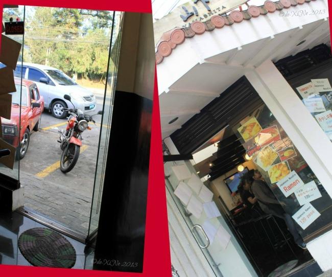 Yamashita Japanese Noodle House Baguio