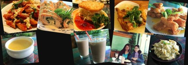 La Comida (y bebida) de Antonio Ristorante Baguio the food and drink at Antonio's restaurant