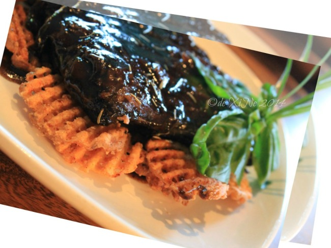La Comida de Antonio Ristorante Baguio Riva's ribs
