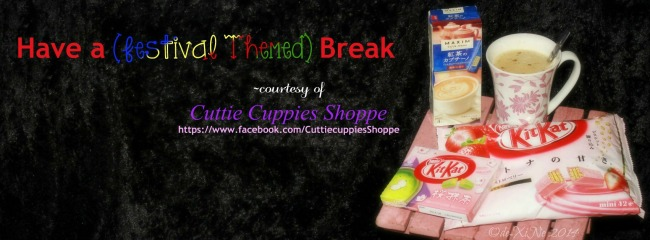 Have a (Festival Themed) Break ~courtesy of Cuttie Cuppies Shoppe giveaway banner